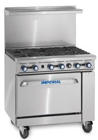 Imperial, the leader in commercial cooking equipment for ...
