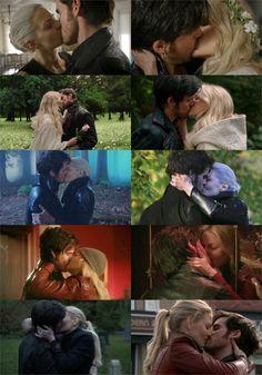 CS kisses
