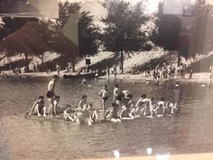 Tingley Beach 1930's
