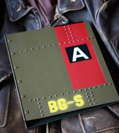 Aluminum Binder B17  from BATTLEGROUND STUDIO