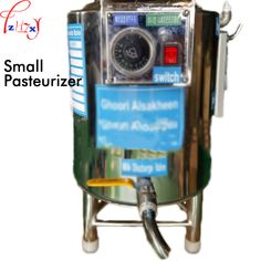 Check Price Household small stainless steel pasteurizer 10L Pap sterilization machine fresh milk pasteurizer machine 110/220V 1PC #Household #small #stainless #steel #pasteurizer #sterilization #machine #fresh #milk #110/220V
