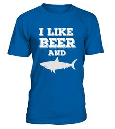 "# I Like Beer and Sharks T-Shirt Hungry Great White .  Special Offer, not available in shops      Comes in a variety of styles and colours      Buy yours now before it is too late!      Secured payment via Visa / Mastercard / Amex / PayPal      How to place an order            Choose the model from the drop-down menu      Click on ""Buy it now""      Choose the size and the quantity      Add your delivery address and bank details      And that's it!      Tags: The perfect T-Shirt for the beer…"