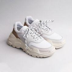 Sprint Mesh White Sneakers - LÄST - Samsara White Sneakers, Sneakers Nike, Huaraches, Nike Huarache, Mesh, Fashion Ideas, Nike Tennis, White Chucks