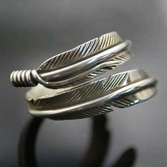 Handcrafted Native Rings