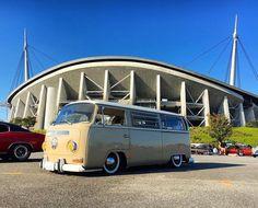 VWVanWorld Volkswagen Type 2, Vw Bus, Bmx, Camper, Surfing, Vehicles, Bay Window, Caravan, Travel Trailers