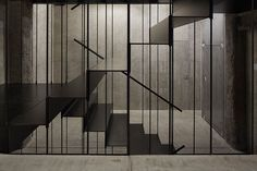 florian busch disguises eight storey nightlife venue in kyoto with louvered timber façade