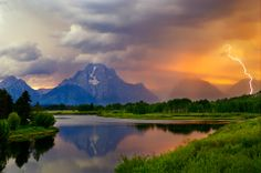 WHEN LIGHTENING STRIKES | Tri's Totally Teton