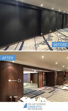 Before and after pictures of what your room could look like with Cover Styl' self-adhesive vinyl films! With Cover Styl', your renovation projects have never been easier. Get inspired by subscribing our Pinterest account. More info on coverstyl.com Facebook: https://www.facebook.com/cover.styl LinkedIn: https://www.linkedin.com/company-beta/10144504 Instagram: https://www.instagram.com/solarscreen_international/ YouTube: https://www.youtube.com/channel/UCkVNfISU6Qj1-118123DMvA