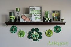 """Oh so Lucky to Have You"" FREE Printable -- frame it for an inexpensive #St. #Patty's Decoration."