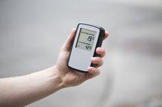 Digital radon detector fits your grip Content, Digital