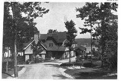 'Cannon Hill', the John Henry Jones Stewart estate designed by Nelson & Van Wagenen c. 1911.