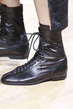 Must-have boot: Yohji Yamamoto  Spring  2015 Paris