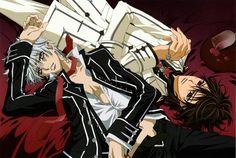 Neu Anime Vampire Knight Kissen Sitzkissen COOL 001
