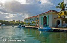 The Virgin Islands National Park Visitor Center in Cruz Bay, St John. www.onislandtimes.com