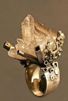 Много бисера не бывает... - красота минералов в ювелирных изделиях