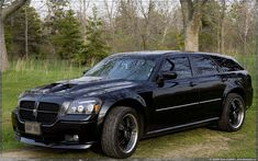 Dodge Magnum RT - how we roll!