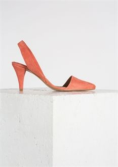 Show details for Athens Slingback - Dusty Coral