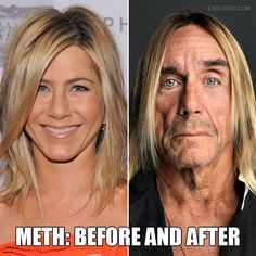 Meth, .Before & After on Pinterest | Mug Shots, Drugs and ...