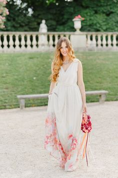 #brautkleid #weddingdress Je Dis Oui: Ein Jawort in Paris | Hochzeitsblog The Little Wedding Corner