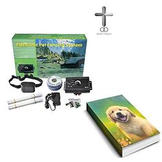 Dual Zone Heavy Duty Electronic wireless Pet Fence 12 Acre Coverage 10 dog capability Free training e book Included. https://dogcratereview.info/dual-zone-heavy-duty-electronic-wireless-pet-fence-12-acre-coverage-10-dog-capability-free-training-e-book-included/
