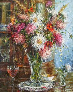 Barbara Jaskiewicz, 1957 ~ Impressionist Palette Knife painter | Tutt'Art@ | Pittura * Scultura * Poesia * Musica |