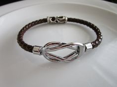 Hey, I found this really awesome Etsy listing at https://www.etsy.com/listing/224229280/mens-brown-genuine-leather-cord-bracelet