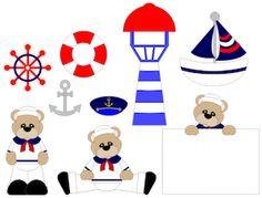 Sailor Bears - 2012 by ScrappyDew.com