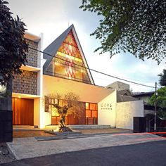 GKPS Pamulang / design-built: 2011-2016 / J+A design studio / tangerang selatan / Indonesia