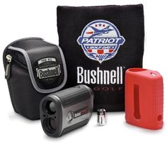 Bushnell Tour V2 Golf Laser Rangefinder with Pinseeker, Slope Edition Patriot Pack (Silver) by Bushnell. $339.99. Amazon.com                Any pin, any distance - up or down, any fairway. The new Tour V2 Slope Edition Patriot Pack with PinSeeker gives a precise ergonomic fit to the hand, while delivering exact distance to the pin with a whole new level of accuracy. Featuring the patented Bushnell Slope Technology, it gives you the exact distance to the pin, whether uphill ...