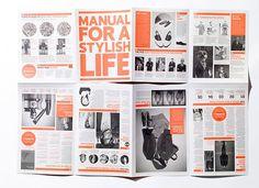 magazinepagina's