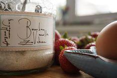 Erdbeerknödel • Die Erdbeere Tableware, Strawberries, Kochen, Simple, Dinnerware, Dishes