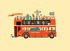 Flight of the Conchords - London HMV Hammersmith Apollo   Flickr - Photo Sharing!