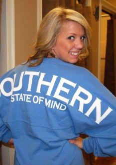Southern State of Mind Spirit Jersey