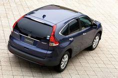 2012 Honda CR-V rear view