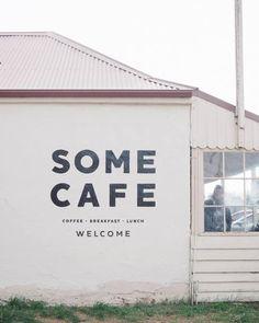 Ideas design branding cafe signage for 2019 Cafe Signage, Restaurant Signage, Restaurant Design, Coffee Shop Signage, Storefront Signage, Coffee Shop Branding, Store Signage, Exterior Signage, Exterior Siding