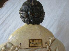 Antique M s Superior 2015 Papier Mache Doll Early German Muller Strasburger | eBay