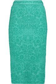 M MissoniMatelassé skirt