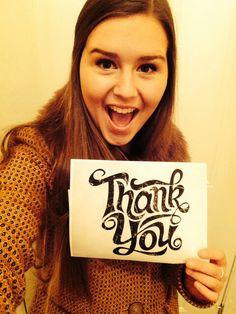 "Gracie Schram! Her dream is to ""Help Others Through My Music"""
