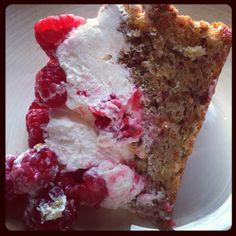 Rachel Allen Pistachio Cake