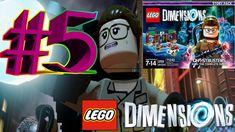 LEGO Dimension FR Story Pack S O S Fantomes 2016 Episode #5