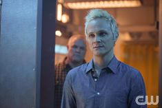 """iZombie -- """"Blaine's World"""" David Anders as Blaine DeBeers -- Photo: Diyah Pera/The CW -- © 2015 The CW Network, LLC. All rights reserved."""