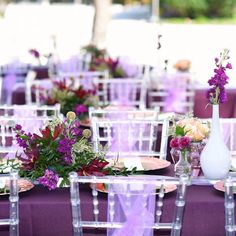 Pantone just dropped its Color of the Year news… and now, we just sit back and watch the world of weddings turn purple… well, ultra violet, to be exact.