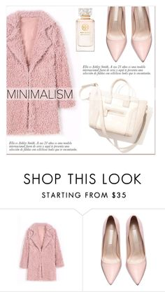 """""""Rose style"""" by lucky-1990 ❤ liked on Polyvore featuring Tory Burch, women's clothing, women, female, woman, misses and juniors"""
