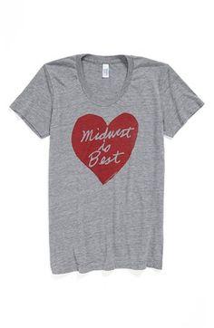 Megan Lee Designs State Graphic Slim Fit Tee http://rstyle.me/n/d7iejr9te