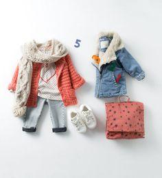 Shop by Look - Bébé Fille - Enfants   ZARA France