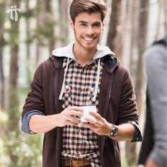El #look perfecto para esta temporada. Encuéntralo en www.totto.com #TOTTO #Hombre #Outfit