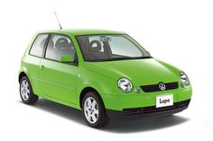 VW Lupo- I'd drive that, but only in this colour