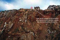 Seres humanoides en las Minas del Cerro del Hierro | La Entrada Secreta