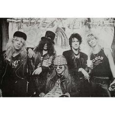 Guns N Roses B & G Import Poster