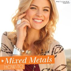 How to style mixed metals: 3 tips! | #WomensFashion #jewelry